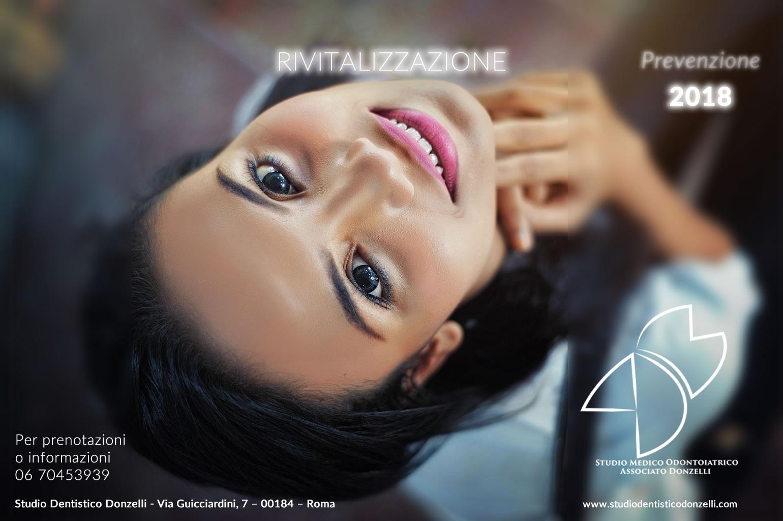 Rivitalizzazione - Studio Medico Odontoiatrico Donzelli