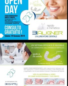 Open Day Bialigner Ortodonzia Invisibile